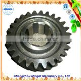 changzhou machinery metal gear samll Differential Spur gear Parts/ Steel Small Pinion tactical gear reduction gear