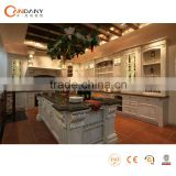 Hot Selling Classical Wooden Kitchen Cabinet with dish rack Design,kitchen design philippines