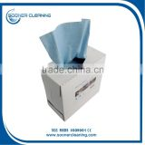 [soonerclean] Cellulose/Polyester Laminated Lint Free Cleaning Cloth for Automotive Refinishing Industry