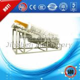 China ore top soil trommel screen separator/gold washing machine