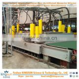 Good Quality Best Seling Stone Slab Vibrating Machinery/Best Price Engineering Quartz Stone Pressing Molding Machine