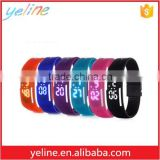 Gadget kids China digital watch silicone wrist band