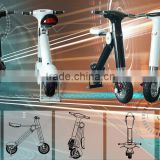 2016 New design world patent vespa electric Mountain bike with aluminium Lithium battery 3 hours charging time on selling 2016