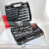 Thailand 82 pcs german chrome vanadium steel socket sets hand tool