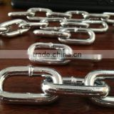 Decoration Guardrail Use Hot Sale Welded Chain for Chain Lock