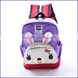 Name brand teenage girl and boy student backpack school bags