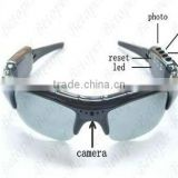 2012 new cheap DVR MP3 Sunglasses, 2.0 mage support TF/MicroSD