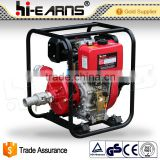 2 inch high pressure cast iron air-cooled diesel engine water pump