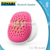Colorful portable bluetooth speakers