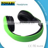 Noise Cancelling Headphones Stereo On-Ear Headphone for Kids or Adults, Compatible with Mobile Phone