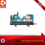 Staionary Piston Type eletric or Diesel engine driven mining air Compressor for sale