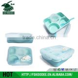 2016 oem new nice fresh keeping plastic lunch box