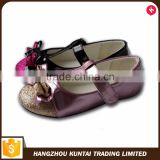 Wholesale new products children shoes design, little girls' shoe                                                                         Quality Choice