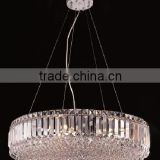 Modern Style LED Crystal Chandeliers Lighting Pendant Hanging Lamps for Home and Hotel Decoration