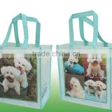 spunbonded nonwoven recycle shopping bag of multipurpose and pp nonwoven fabric shopping bag