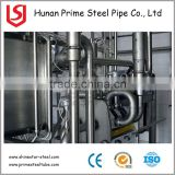 201 304 316L 2205 310S flexible stainless steel pipe price (ISO Certified factory direct price )