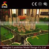 Architectural model, 3D animation design and making.