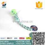 Top factory popular design rope dog toy for training