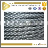 Stainless elevator steel wire rope lifting slings