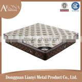 Home furniture double layers euro top sleep well angel dream mini pocket spring mattress