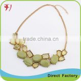 Hot sell vintage women necklace girl fashion alloy necklace for party,gifts