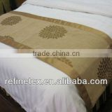 Used hotel bed sheets, 100% cotton luxury hotel Sateen bed linen/bed shee                                                                         Quality Choice