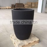 silicon carbide crucibles smelting clay graphite crucible