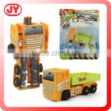 2015 most popular transformable fire truck toy with EN71