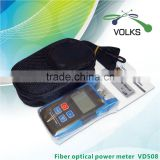 MINI Portable Fiber optical power meter VD508 - 50 ~ + 26dBm