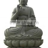 Hot Sale Hand Made Carved Stone Tibetan Buddha Statues