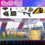 inflatable paintball equipment