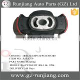 OEM NO.1806.34 /1809.34 /9613305380 auto engine rubber bushing For PEUGEOT 406 1.6L 1996