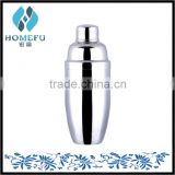 new #201 SS Stainless steel bar equipment cocktail shaker from china                                                                         Quality Choice
