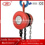 Hand Chain Pulley Block with CE Certification HSZ chain hoist 1TON 2TON 3TON manual chain hoist, hand chain block