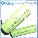 450mah aaa nimh battery 1.2v rechargeable/6.0v nimh rechargeable battery pack/nimh c 4000mah 1.2v rechargeable battery