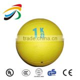 Deluxe medicine ball/fitness Wall ball/Soft weighted Crossfit Ball
