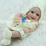 10 inch real reborn doll mini+silicone+love+doll