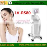 High Frequency Facial Device World Best Selling Products Loss Multi-polar RF Weight Ultrasound Liposonix Hifu Machine Price High Frequency Skin Machine