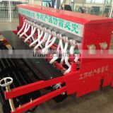 14 rows wheat rotary seeder , wheat seeder with rotary tiller , tiller cultivator and seeder