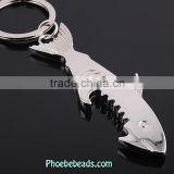 Wholesale Funny Design Sharks Shape Bulk Bottle Opener Keychain PB-KC026