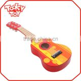 Fashion children wooden bass guitar, hot sale children acoustic guitar, popular wooden guitar
