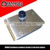 small iron gate floor hinge/small size hydraulic floor hinge for 80kg/small spring BL-900