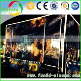 Good Quality Home Theater 4D 7D 12D Cinema 3D System for Silver Screen