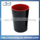 personalized restaurant red and black Plastic Kids tea Melamine cup