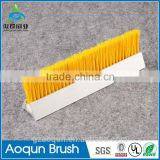 yellow filament escalator spare part escalator brushes escalator brush Esclator Safety Brush