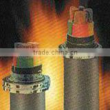 fire alarm cable specification XLPE fiber & mica compound Fire Proof Cable Application To Chemical Industry, Metallurgy