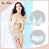 Beautiful B70 cup Molded Pad type seamless Bra