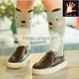 2015 Kids socks New cartoon cotton cheap winter socks Mickey red and black girl and boy china socks factory