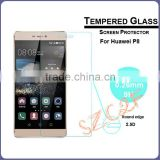 9H PRO 2.5D Tempered Glass Phone Screen Protector For HUAWEI Honor Ascend P8
