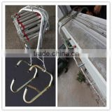 agility ladder/cable ladder/steel ladder/price aluminum step ladder